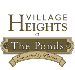 Village Heights at The Ponds Logo Shorestone Homes New Home Builder
