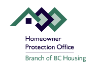 Home Owner Protection Office logo